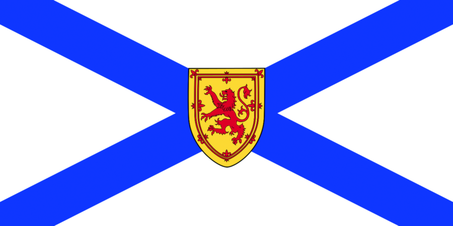 Flag Nova Scotia