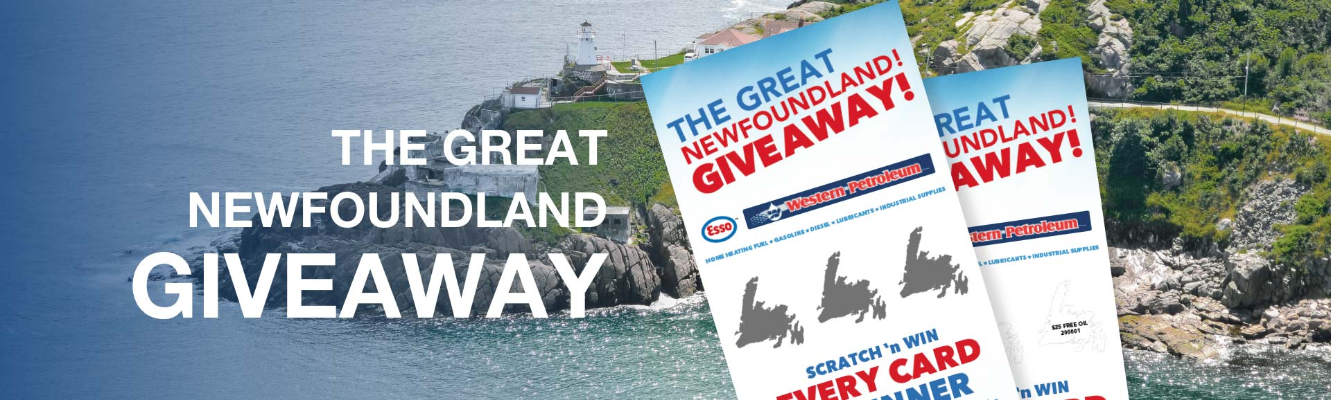 The Great Newfoundland Giveaway